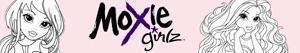 Omalovánky Moxie Girlz