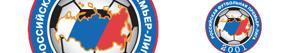 Omalovánky Emblémy Ruská fotbalové mistrovství
